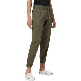 tentree Colwood Pantaloni Donna, verde oliva